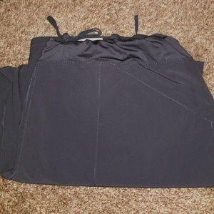 Pants - Nwt plus size gray capris